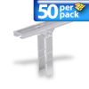 LABEL HOLDER 50/PK FOR KN-EB7 KONNECT-IT -- KN-MA-2