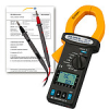 Clamp on Tester incl. ISO Calibration Certificate -- 5861572 - Image