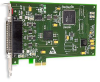 24-Channel, PCI Express (PCIe) Digital I/O Board -- PCIe-DIO24 - Image