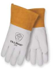 Glove,TIG Welders,Pearl,Kidskin,M,Pr -- 2UKA3