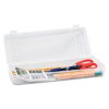 Stretch Art Box, Polypropylene, Snap Shut, Clear -- AVT-67033 - Image