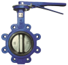 Resilient Seated Butterfly Valve -- 700/722 Series