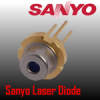 Red Laser Diode -- DL-3148-013
