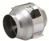 Inline Duct Fan,14 In Duct,2619 CFM,115V -- FKD 14XL
