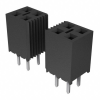 Rectangular Connectors - Headers, Receptacles, Female Sockets -- BCS-108-L-D-TE-004-ND -Image