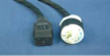 Power Cord NEMA L6-15P to C19 -- 4010011-00 - Image