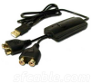 USB to Audio & Video Capture Adaptor Cable -- USB-AV