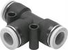 QBT-1/2T-U Push-in T connector -- 564771 -Image