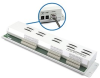 Ethernet-Based Digital I/O Device with 16 Form C Relays and 16 High-Voltage Inputs -- E-PDISO16 - Image