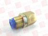 FITTING BULKHEAD CONNECTOR -- KQE0803