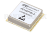 Surface Mount (SMT) 6 GHz Phase Locked Oscillator, 100 MHz External Ref., Phase Noise -90 dBc/Hz, 0.9 inch Package -- PE19XP5013 - Image
