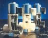 Series EASMT Direct Acting, Normally-Closed PTFE Bellows Seal Solenoid Valve -- EASMT5V16W20-PF