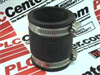 FERNCO 1056-22 ( FLEX COUPLING 2INCHX2INCH W/CLAMPS FOR PLAIN ENDS ) -- View Larger Image