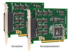 24-Channel, High-Drive, 64 mA Digital I/O Board with SIP Sockets -- PCI-DIO24H/SIPSCKT