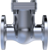 Cast Full Port Swing Check Valves -- Pressure Class 150-600 -- View Larger Image
