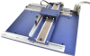 Dual Axis Linear Stepper Stage -- LSS-012-12-060-XY -- View Larger Image