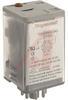 Relay; Octal Relay, 8 Pin , DPDT, 16 Amp Rating, 24 VDC, Plug-in socket mount -- 70185553