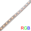 Times Square Waterproof Flexible RGB LED Strip Light (9.8 feet / 3m) -- LW20-2100-A44-E3G-RGB