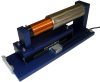 Voice Coil Positioning Stage -- VCS40-020-CR-01-MF -- View Larger Image