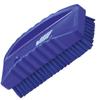 nail brush w/stiff bristle purple -- 61585 -- View Larger Image