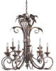 81080-58 Large Chandeliers-Candle -- 774201