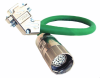 Feedback & Power Cable Assemblies for Flexing Applications -- TLY Series Motors -Image