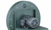 Pressure Blowers with Open Style Steel Wheel