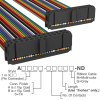 Rectangular Cable Assemblies -- A3CCH-2606M-ND -Image