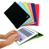 iPad2 Tri-Pad Shell Case Black w/Sleep Function -- 4201-SF-20