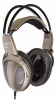 Mid-Line Open-Back Studio Stereo Headphones -- QH 460