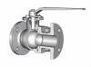 2 Piece Body Cast Floating Flanged Ball Valve