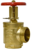 "212-F105ST - 2-1/2"" Restricting Fire Hose Valve (NPT x Special Thread) -- View Larger Image"