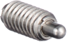 Extended Travel Stubby Plungers – Stainless Steel w/Delrin® Nose -- SMDL52 - Image