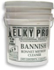 Elky Pro Bannish Bonnet Cleaner - 5 Gallon Pail -- SA-708