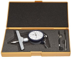 """DIGIMATIC/Dial Depth Gage,0-8"""", w/4pc.Ext.Rod(.5,1,2,4"""") -- 7218S -- View Larger Image"""