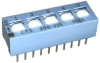 DIP Switches -- 206-215-ND - Image