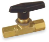 Ball Valve,FNPT Connection,1/4 In,Brass -- 2KLA8