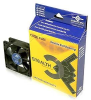 Vantec Stealth 120mm Cooling Fan with Double Ball Bearing - -- SF12025L