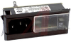 Power Entry Module; 6 A; 120 VAC; General Purpose; 50 to 60 Hz; 5 muA @ 250 VAC -- 70185798