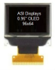 Standard OLED Display Modules -- ASI-066 - Image