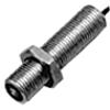 High Temperature VRS Sensor, Sealed Front-End, 6,4 mm [0.250 in] diameter, 5.2 Vp-p, -73 ºC to 230 ºC [-100 ºF to 450 ºF], 36 DP (module 0.70) or coarser, 70 kHz, 25 mm [1.00 in] a -- MA3055S10