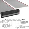 Rectangular Cable Assemblies -- A1DXH-4436G-ND -Image