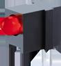 3.4MM INTERLOCKABLE RED INDICATOR -- WP1384AL/ID