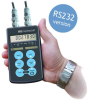 Portable Strain Gauge Display with RS232 Output -- PSD232