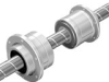 Type BNS-A Ball Screw -- BNS1015A -- View Larger Image