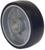 Urethane on Aluminum Wheels