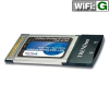 TRENDnet TEW-421PC PCMCIA Wireless Network Adapter - 54Mbps, -- TEW-421PC