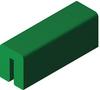 ExtrudedPE Profile -- HabiPLAST MB 01 -- View Larger Image