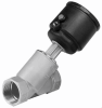 Stainless Steel Piston Actuated On / Off Valve -- PF6