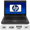 HP ProBook 6465b LJ490UT Notebook PC - AMD Quad-Core A6-3410 -- LJ490UT#ABA